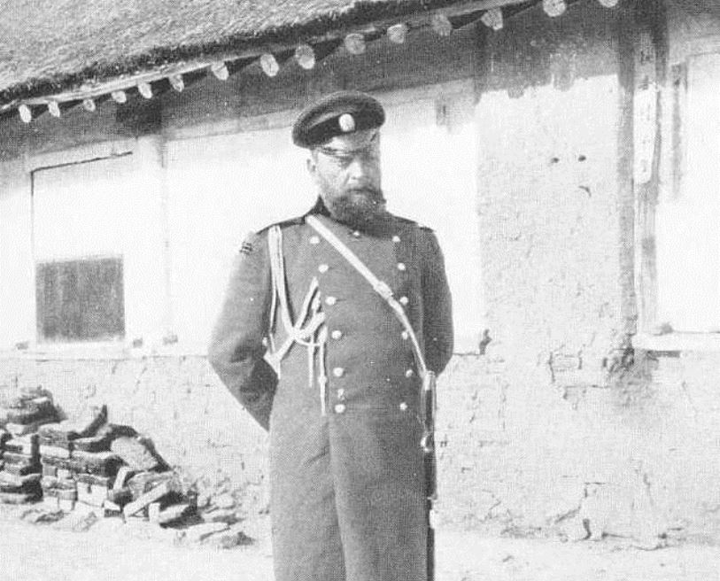 General Samsonov's personal rivalry with General Rennenkampf led to disaster