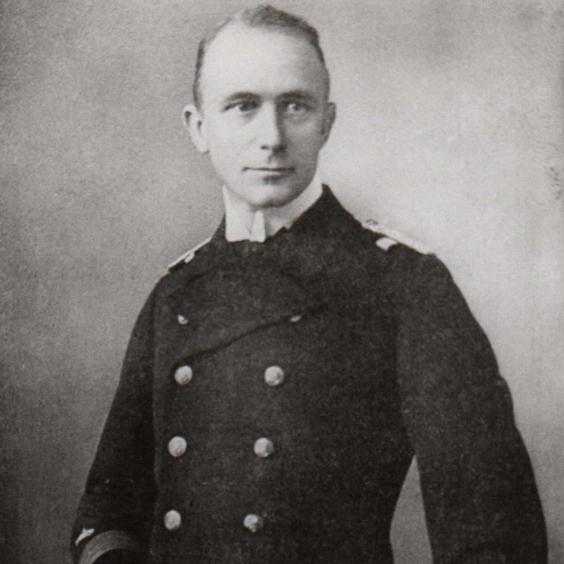 Captain Karl von Müller