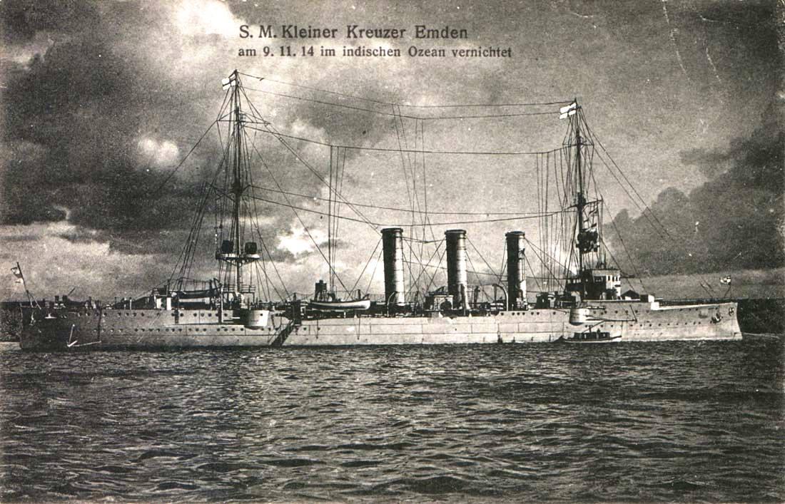 SMS-Emden
