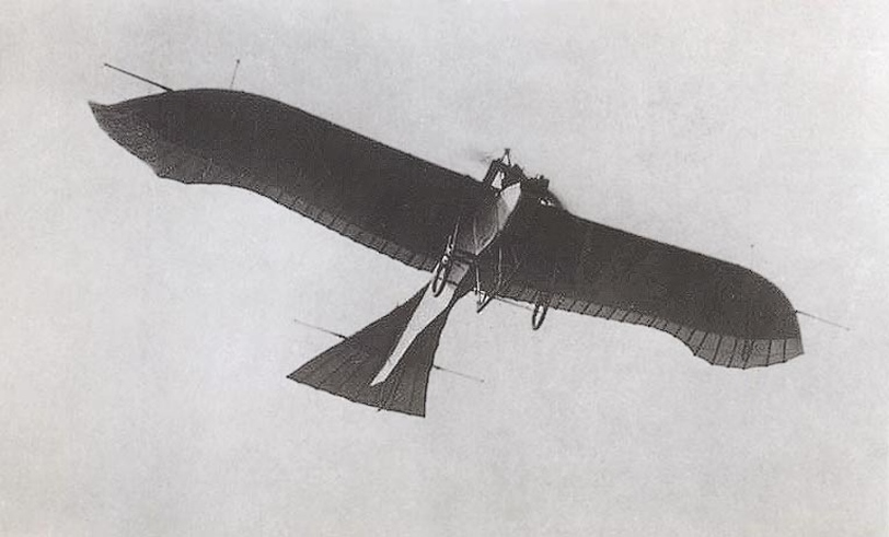 Germany's first mass-production aircraft was the Taube, a monoplane. Designed to mimic a bird, it handled poorly and was soon replaced