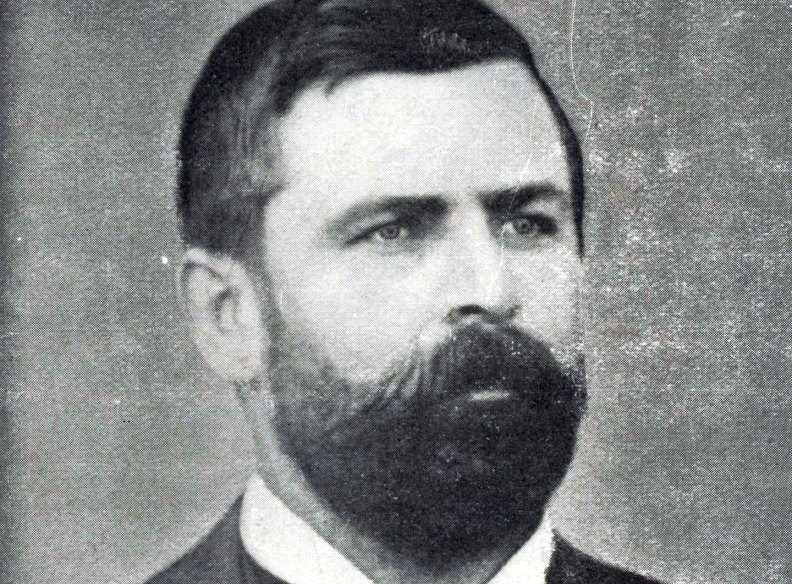 """Josef Johannes """"Jopie"""" Fourie"""