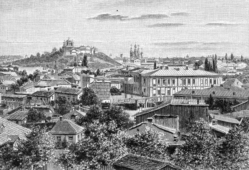 Bucharest_around_1900