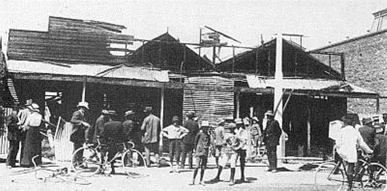 The German Club at Broken Hill