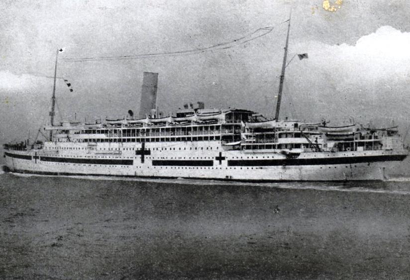 HMHS ASTURIAS-2-1914-1917T