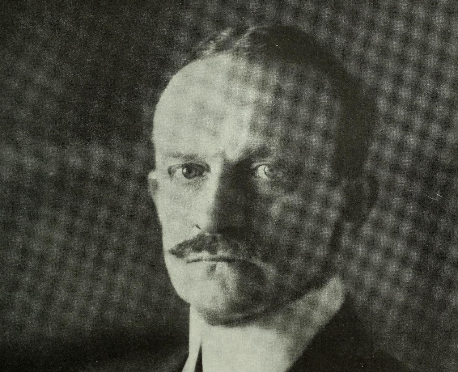 Ambassador Heinrich von Bergstorff