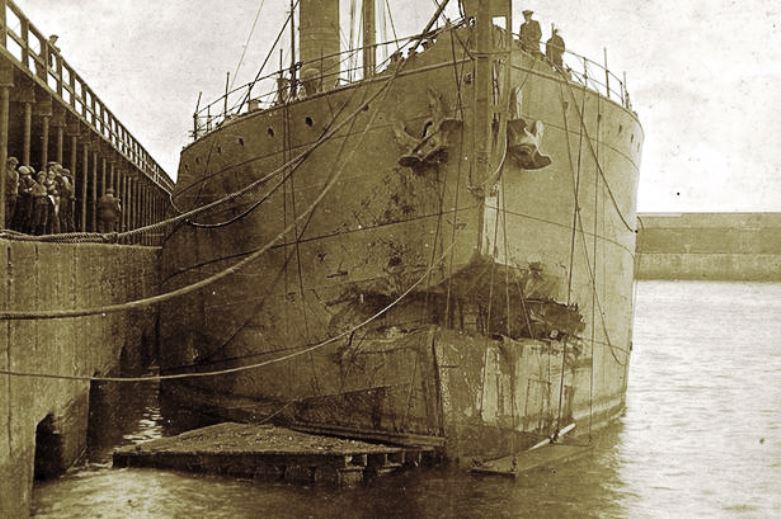 SS Thordis