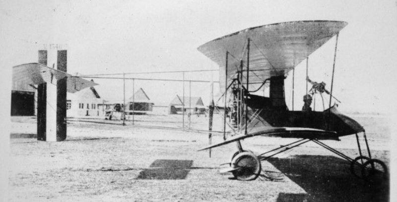 The Voisin Type 3 aircraft