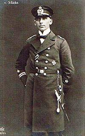 Helmuth von mucke