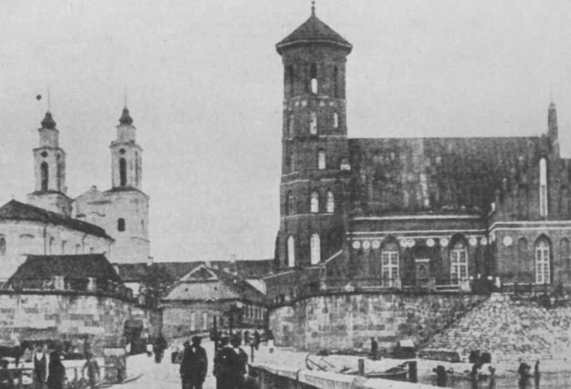Kovno circa 1915
