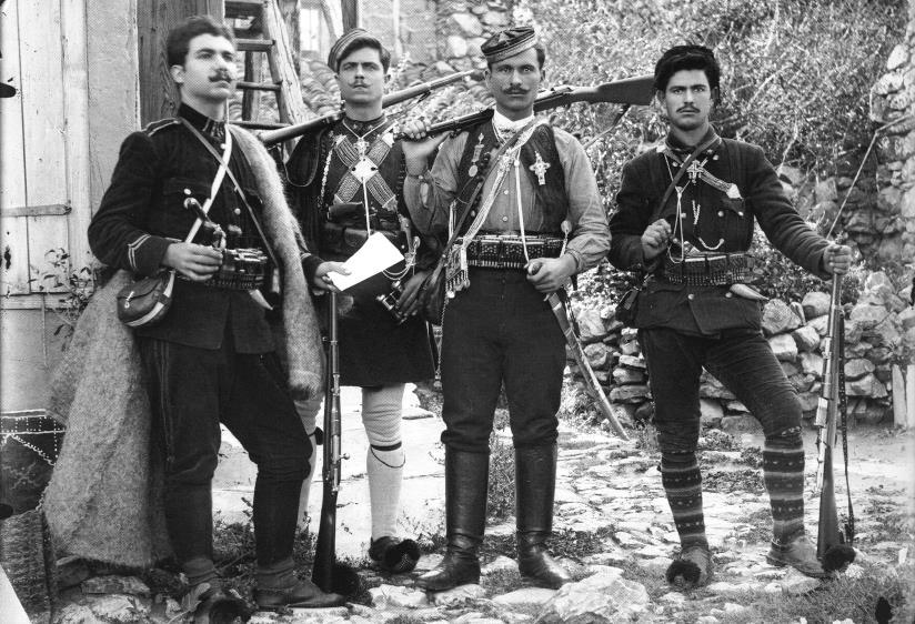 Lazaros-Apostolidis-band