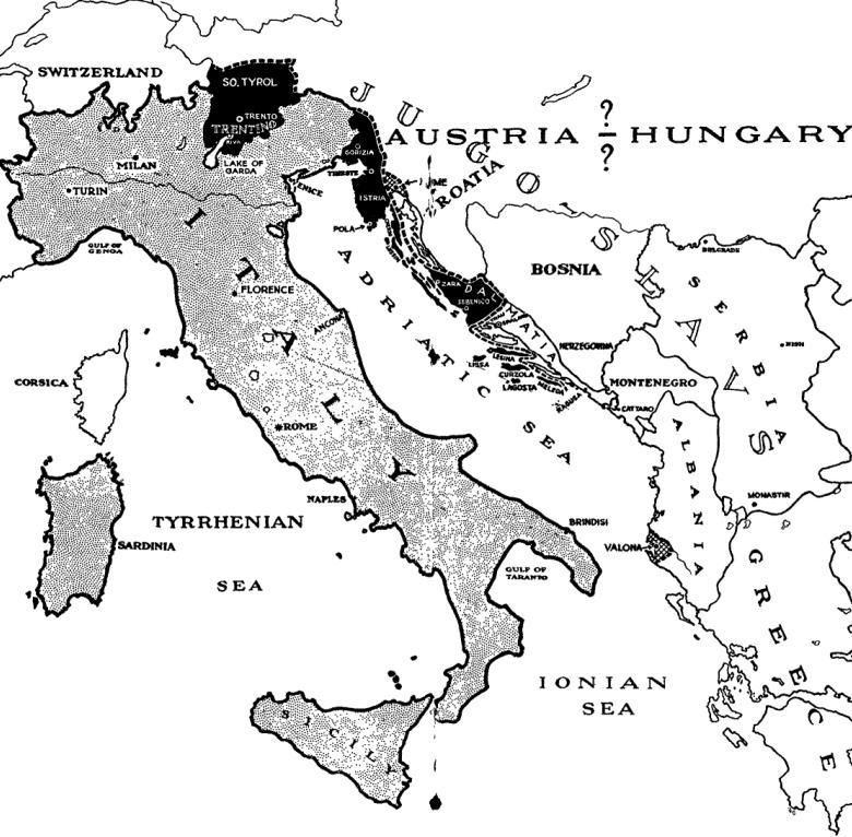 26 April 1915 Treaty Of London The Great War Blog