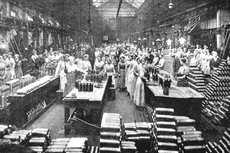 Lambeth Road factory