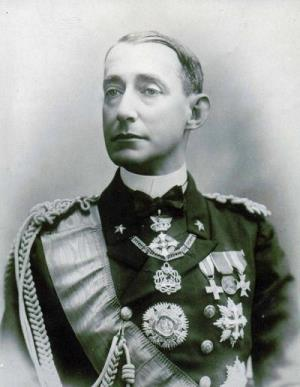 Luigi Amedeo di Savoia, Duke of the Abruzzi, was an adventurer and explorer before the war