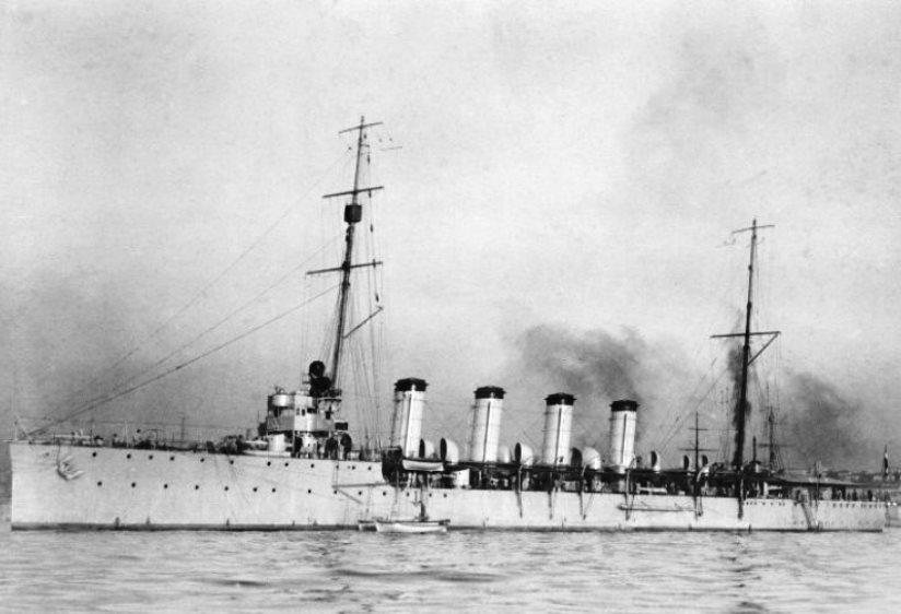 SMS Admiral Spaun