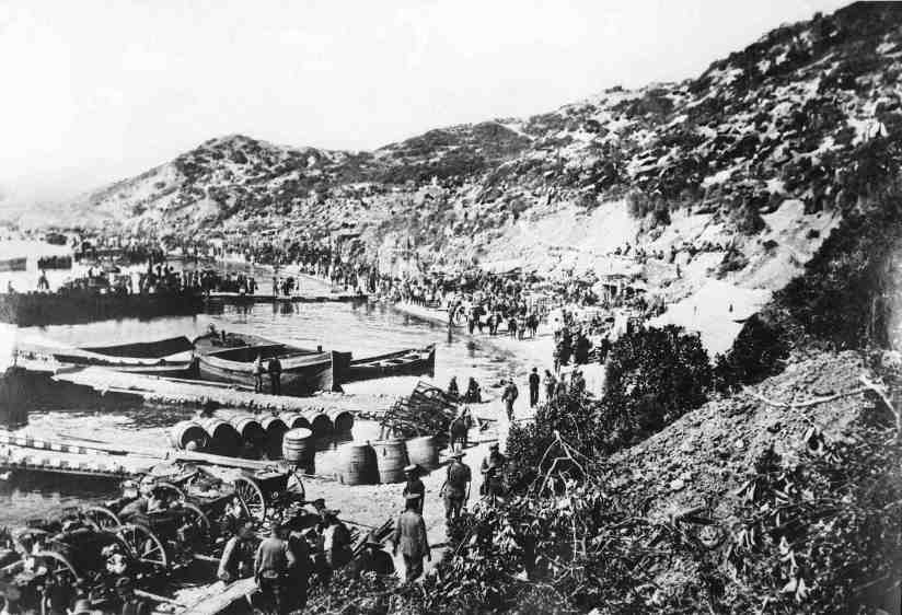 Anzac-Cove