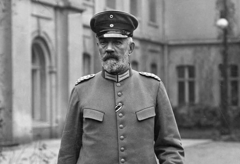 Reichskanzlers Theobald von Bethmann Hollweg, 1915
