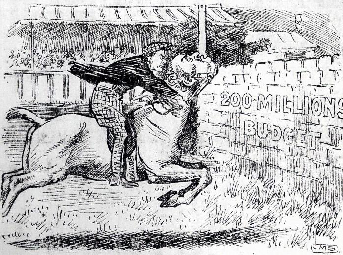 A Big Jump, 19 September 1915