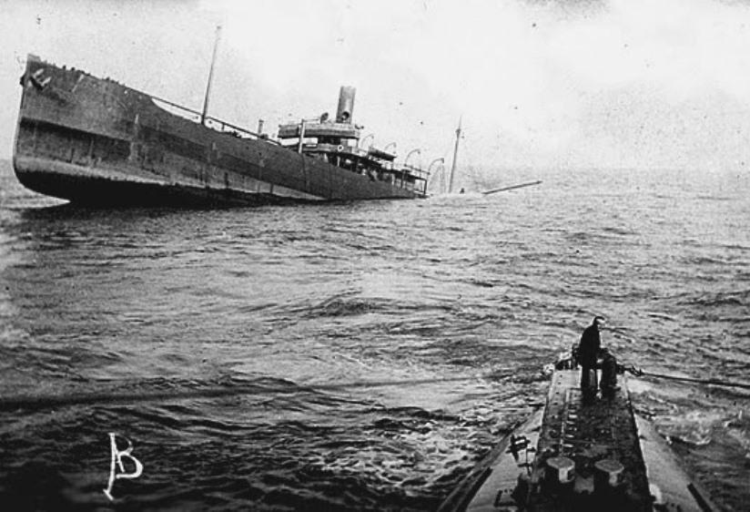 tramp_sinking