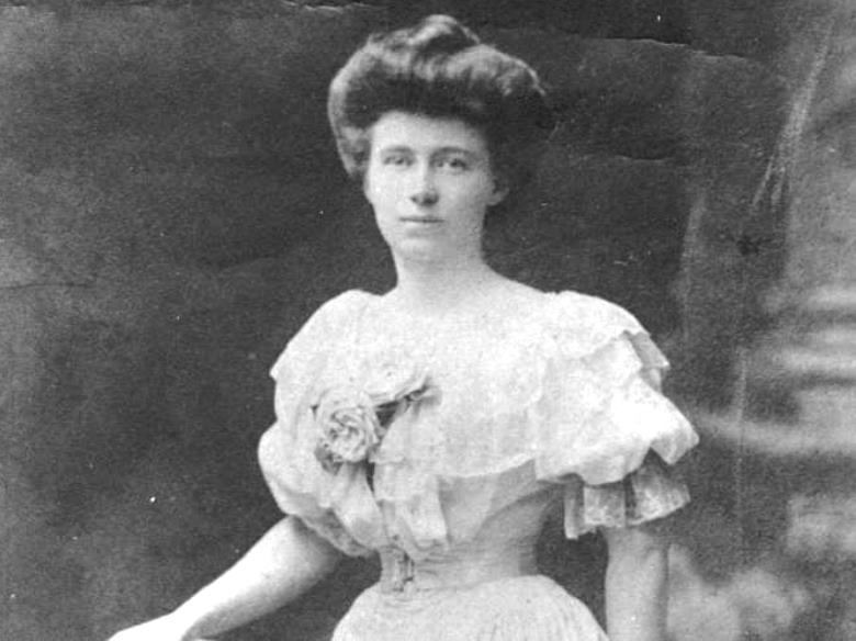 Louise de Bettignies in 1905.