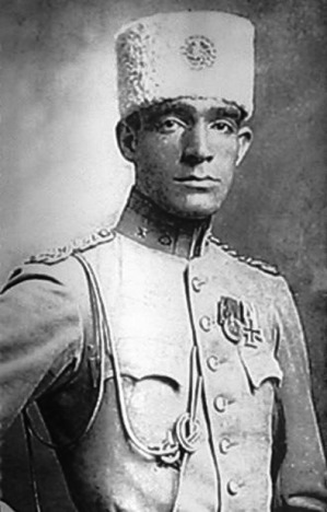 Colonel Pessian