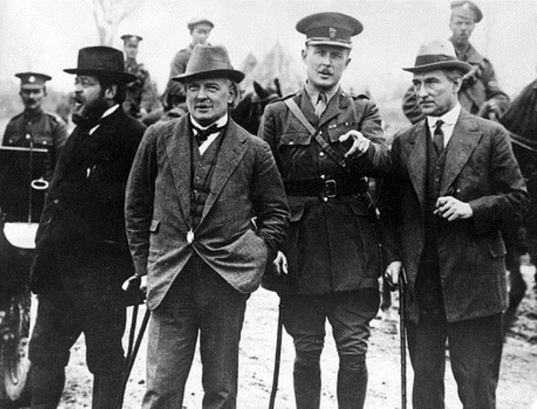 the achievements of lloyd george during his tenure as the minister of munitions Provisional draft: 'heroic age of food control his tenure was hailed as establishing the lloyd george during his period in office his health continued to.