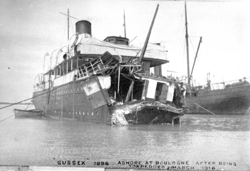 SS-Sussex