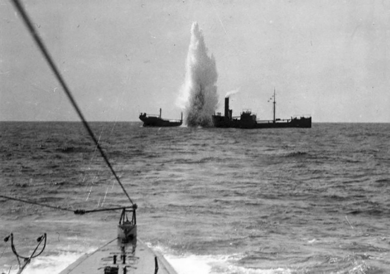 U-35 sinks the Maplewood