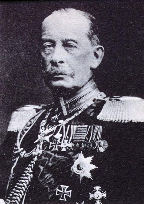 General Aflred von Schlieffen