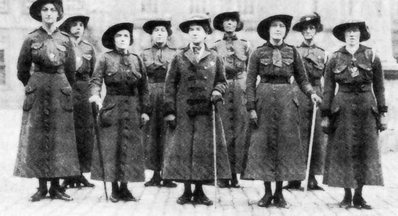 Women's Defence Relief Corps, Bristol