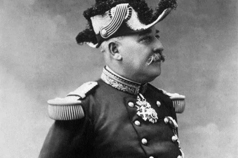 The only thing more obsolete than General Charles Lanrezac's army was his very fine hat