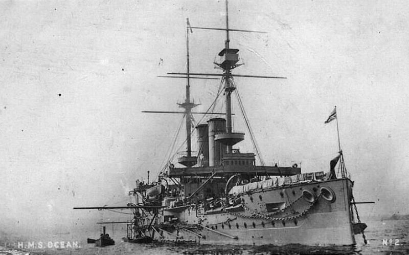 One of the gunboats that gave Britain command of the navigable portions of the rivers that give Mesopotamia its name