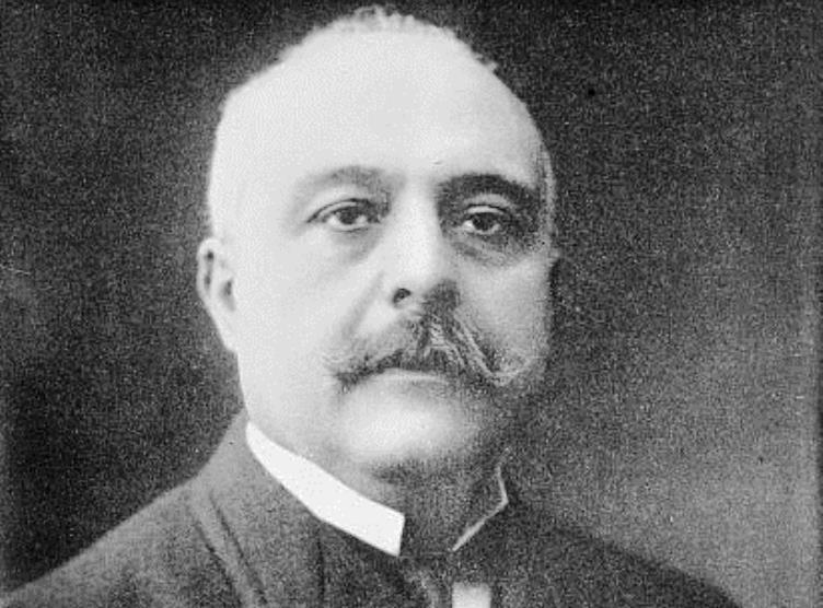 Antonio Salandra, the authoritarian reactionary premiere who influenced Mussolini