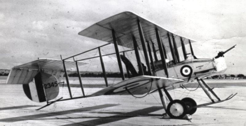 A Vickers F.B.5 Gunbus