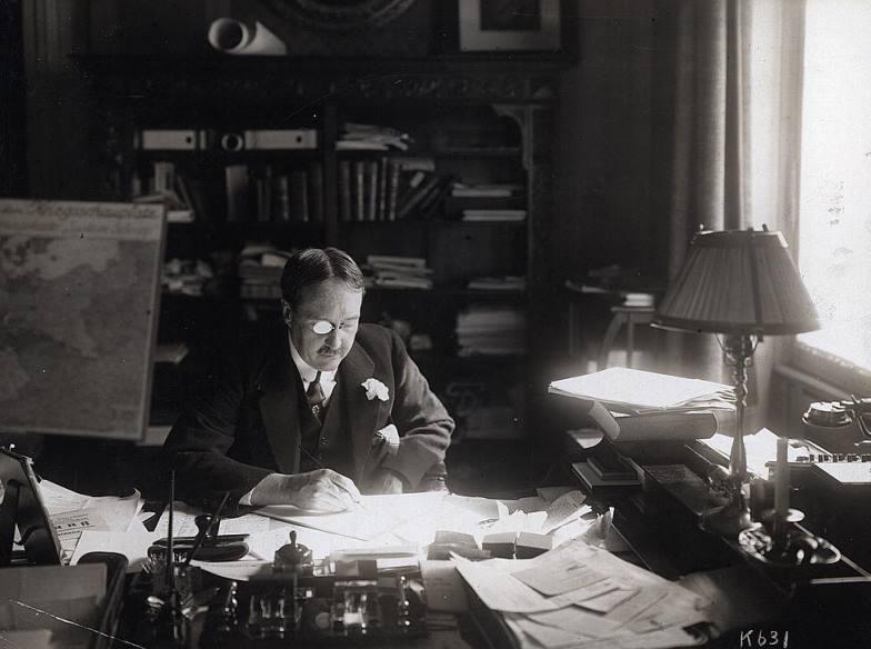 Ambassador James Gerard