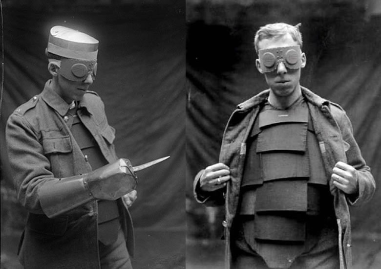 Trench armor