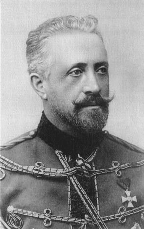 Grand Duke Nikolay Nikolayevich Romanov