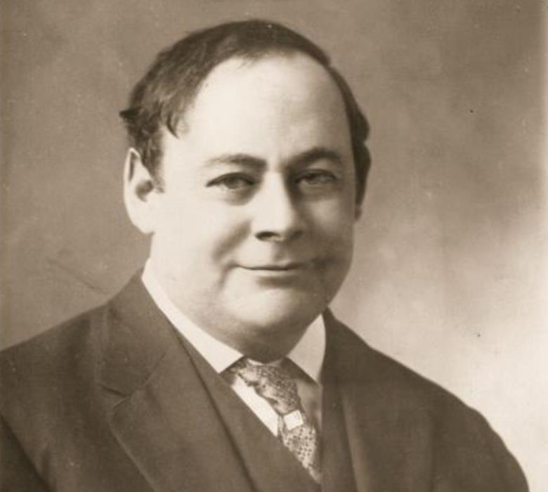 John Revelstoke Rathom was an assumed name for this Australian immigrant. Historians think he was born John Solomon in 1868