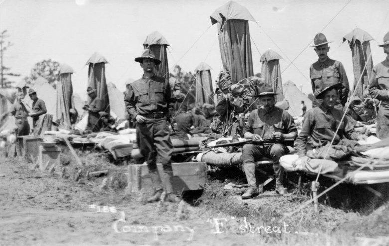 Plattsburg 1916